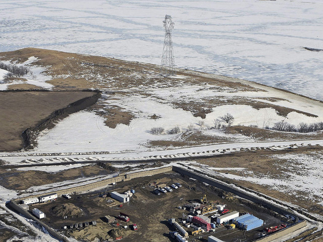 Tribes seek to challenge Corps' Dakota Access pipeline study