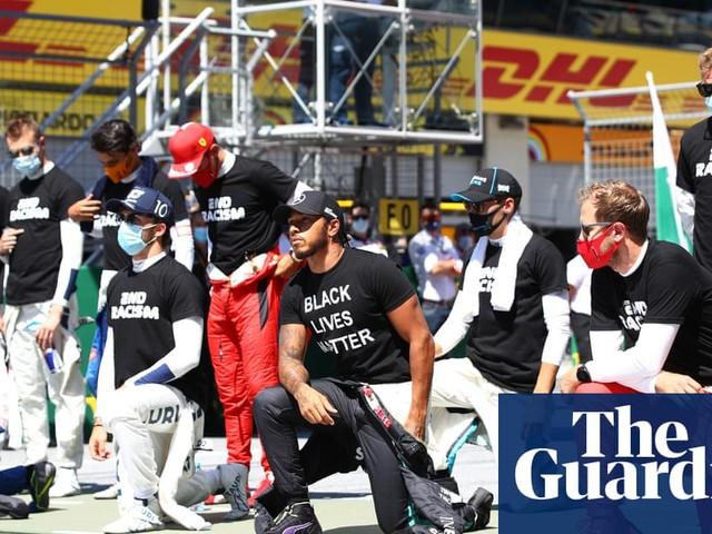 'I was silenced over Kaepernick': Hamilton reveals regret over protest