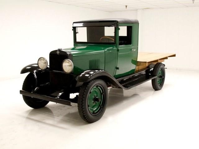 1929 Chevrolet Flat--Back