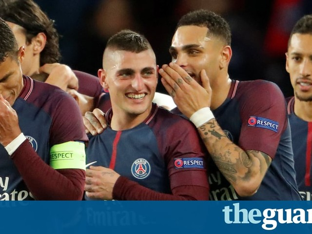 PSG 7-1 Celtic: Champions League – as it happened