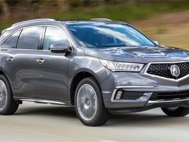 Road Tests: 2017 Acura MDX Sport Hybrid