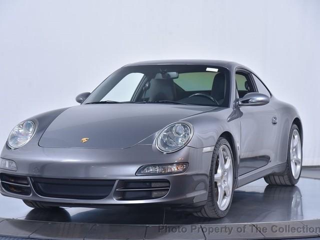 2008 Porsche 911--Carrera Coupe Carrera