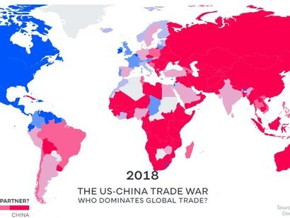 How China Overtook The US As The World's Major Trading Partner