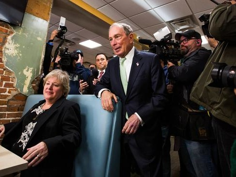 Does Mike Bloomberg's Presidential Run Raise Questions About Democracy & A Free Press?