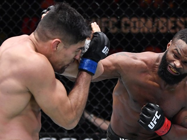 UFC rankings: Woodley, Zabit, Iaquinta all removed