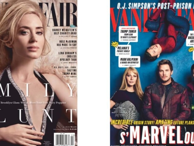 TWO Years Vanity Fair Magazine Only $9.99