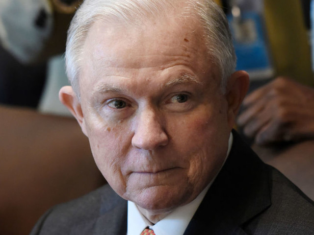 If Jeff Sessions had any self respect, his resignation letter would be on Trump's desk by now