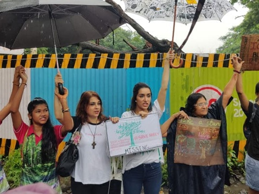 Activists Ask Japan PM To Scrap Metro Project In Fight Over Aarey Trees