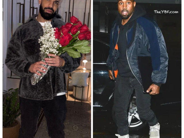 Drake Leaks Kanye West's 'Life Of The Party' Diss Track Aimed At Him Featuring Andre 3000 & Late DMX