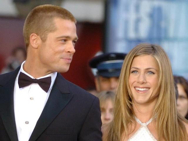 Brad Pitt and Jennifer Aniston Reunite for Her 50th Birthday