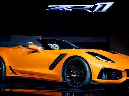 The Coolest New Cars For 2019
