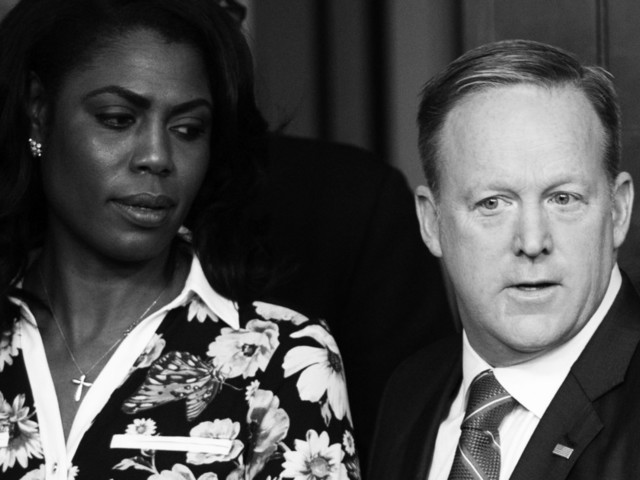 Sean Spicer Has Weighed in on the Omarosa White House Drama