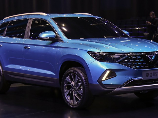 2020 Jetta VS7 Is A Seat Tarraco In Disguise For China