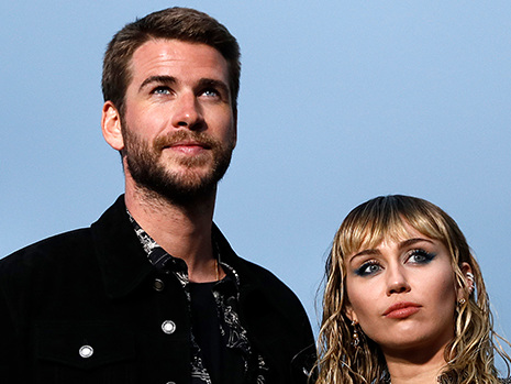 Miley Cyrus' Fans Are Convinced She Threw Shade At Liam Hemsworth In 'Don't Call Me Angel' Video