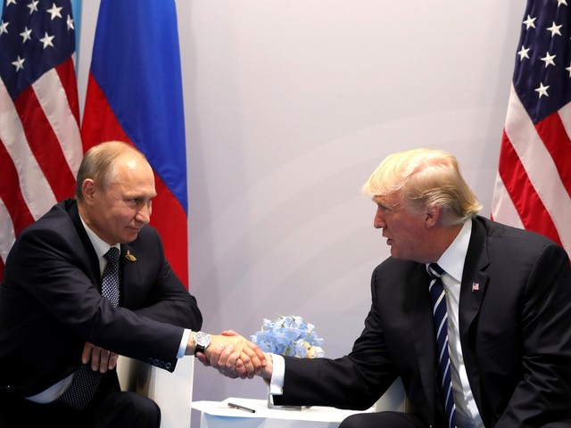 When Even the GOP House Leaders Said Putin Was Paying Trump