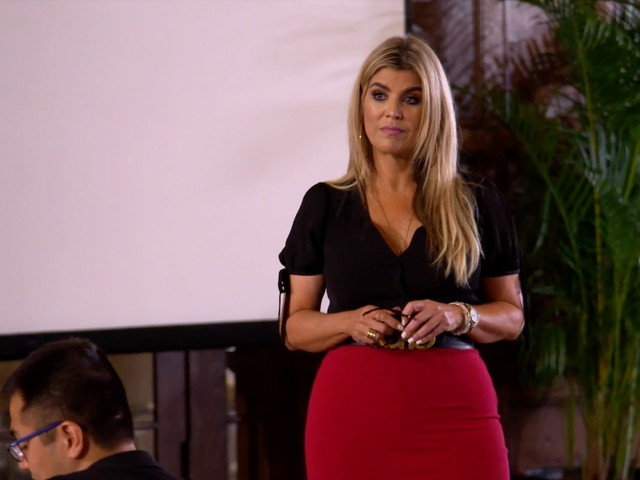 Former 'Real Housewife' hopes for an investment from Marcus Lemonis on 'The Profit'