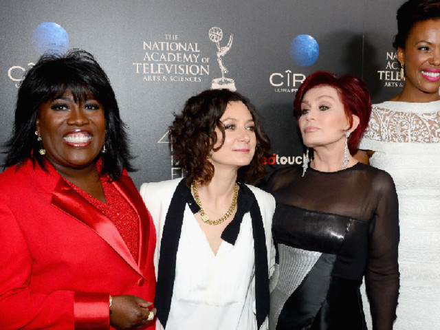 Does Sharon Osbourne Know Something About 'The Talk's' Future That She's Not Telling?
