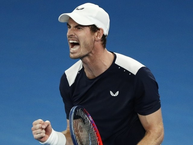 Murray set for Melbourne: Andy Murray to return to Grand Slam action at 2020 Australian Open