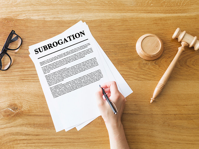What Is Insurance Subrogation?