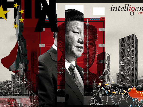 """Intelligence Squared """"Unresolved: The Techonomic Cold War With China"""""""