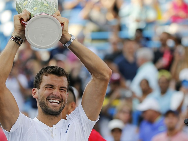Three keys to Dimitrov's win vs. Kyrgios at Western and Southern Open