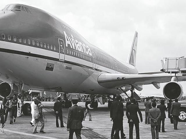 Aviation milestone! Avianca turns 100 today