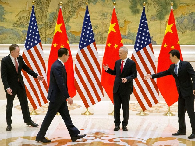 As Trump escalates China trade dispute, economic ties lose stabilizing force in matters of national security