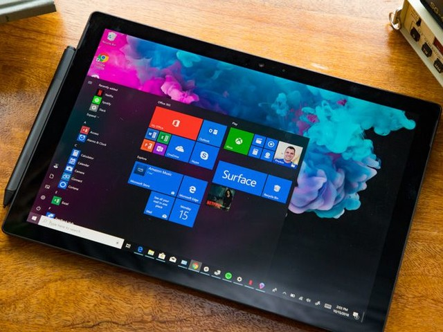 Surface Pro 7 May Be Powered by ARM Chip