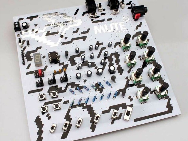 Mute Release 4.0 Synth - Analogue, Wavetable and Inputs