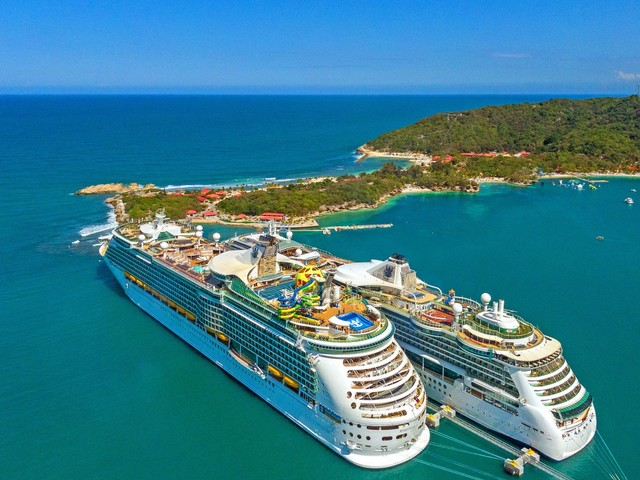 Where are Royal Caribbean's ships right now? September 2020