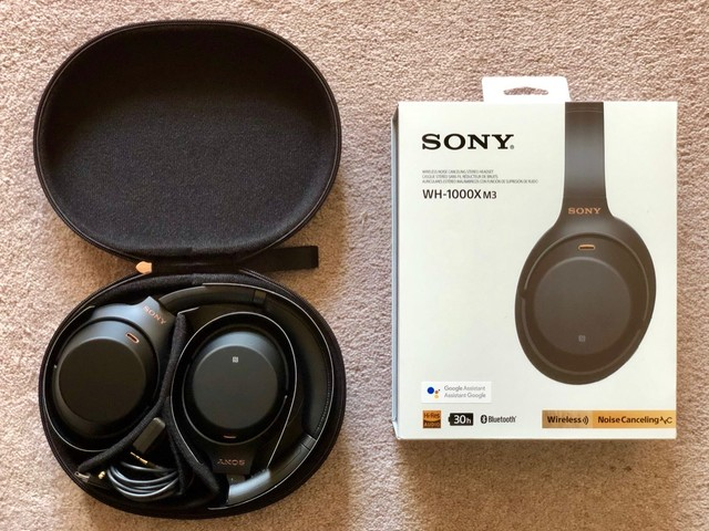 Review: Sony's WH-1000XM3 Headphones are the Best Noise-Canceling Cans You Can Get