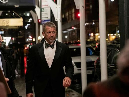 """Erik Prince's 'Secret'Meeting With Venezuelan Government """"Flagged"""" By US Treasury"""