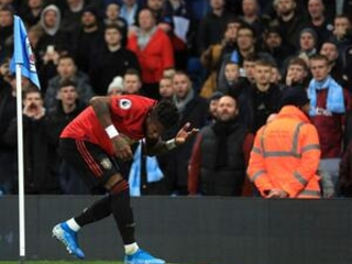 Man arrested on suspicion of racism at Manchester derby