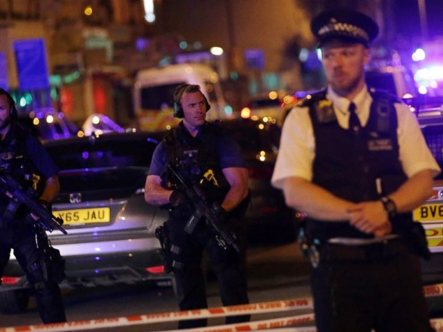 UK PM condemns 'sickening' attack against Muslims in London