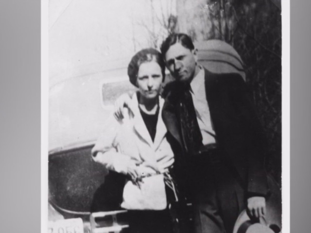 DFW Moments: Bonnie And Clyde