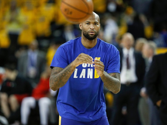 Report: Knicks may pursue DeMarcus Cousins if they don't get Kevin Durant