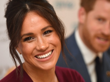 Meghan Markle Reportedly Said She'd Rather Be 'Heard' Over Being 'Loved' As A Royal