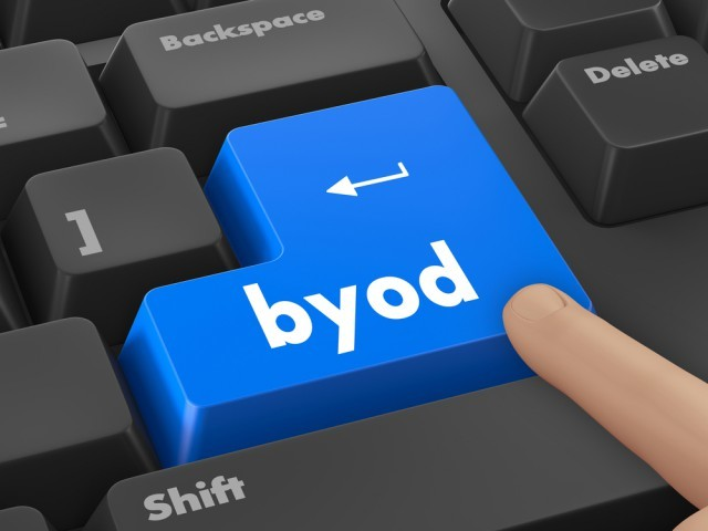 Security not keeping pace with moving to BYOD