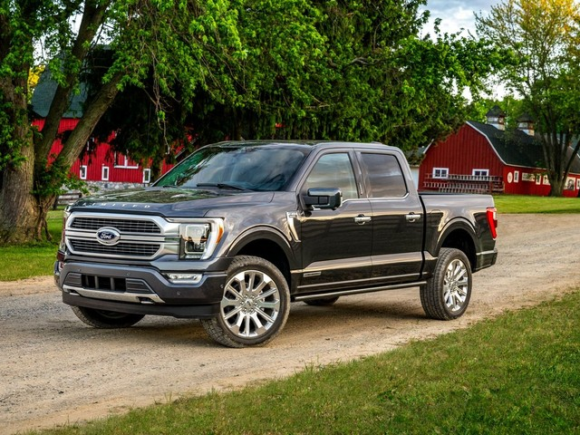 Ford Wants You to Remember How Good For America the F-150 Is