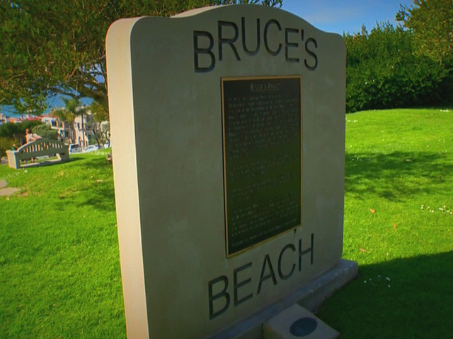 Online Petition Calls For More Visible, Complete Tribute To Bruce's Beach In Manhattan Beach