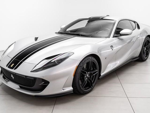 2021 Ferrari 812--Superfast Coupe