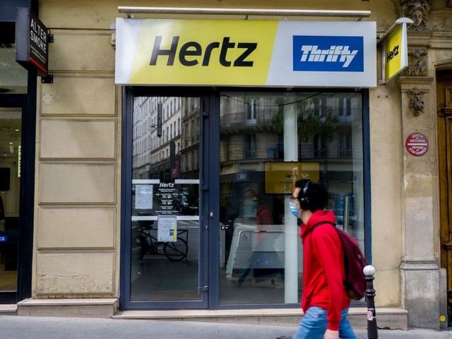 Hertz skyrockets 825% since filing for bankruptcy as Robinhood traders pile in (HTZ)