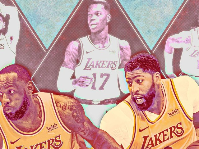 This Year's Lakers Are Just Built Different. Time Will Tell If That's a Good Thing.