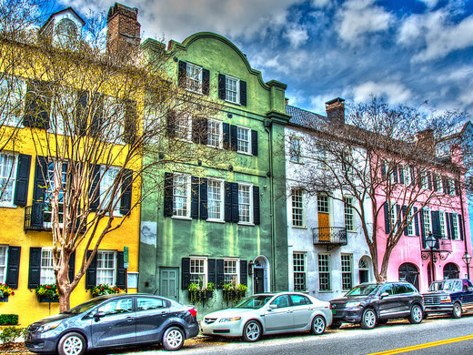 American: Seattle – Charleston, South Carolina (and vice versa). $242. Roundtrip, including all Taxes