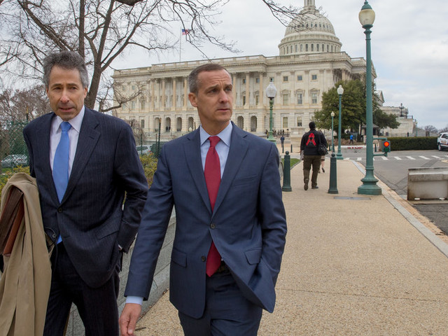 Lewandowski Cleared for Limited Testimony in House Inquiry, as White House Blocks Others