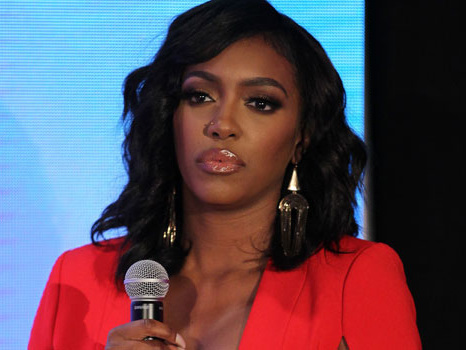 Porsha Williams Protests After George Floyd's Death & Promises To Be A 'Voice For The Voiceless'