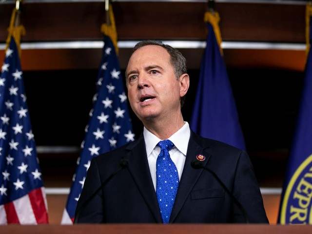 The whistleblower at the center of the Trump impeachment inquiry has agreed to testify before Congress, says Rep. Adam Schiff