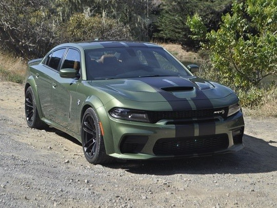 2020 Dodge Charger Hellcat and Scat Pack Widebody First Drive – Family 'Haul'-er