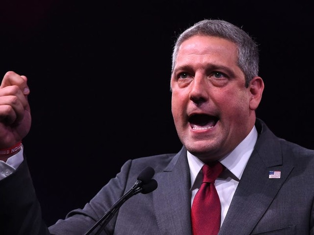 Rep. Tim Ryan ripped into Republicans from the House floor for voting against Jan. 6 commission, saying they don't live in reality
