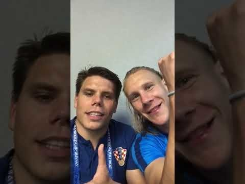 Croatian player Vida could face FIFA sanctions for 'Glory to Ukraine!' video after win over Russia